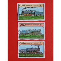 Куба 1984г. Техника.