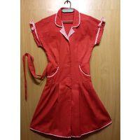 Р.40-164 Халат-платье новый, красивый, яркий