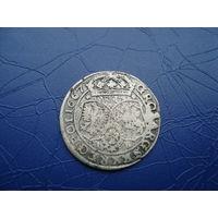 6 грошей (шостак) 1667 (1)