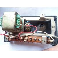Трансформатор 220/12 вольт от Электроника Д2-27 с детальками *2012*