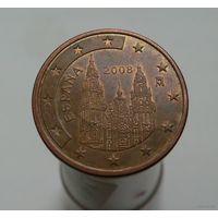 5 евроцентов 2008 Испания