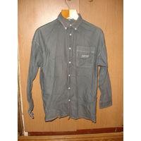 Рубашка Esprit 36 винтаж 90-е гг