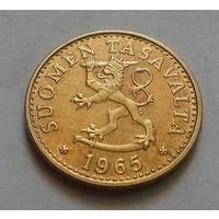20 пенни, Финляндия 1965 г.