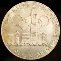 100 шиллингов, 1976 Innsbruck Olympics COIN 100 Schilling