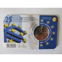 Монета 2 евро