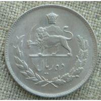 10 риалов 1970 Иран