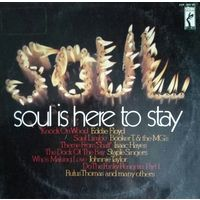Soul Is Here To Stay  1972, Stax, Germany, 2LP, EX