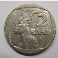 ЮАР 2 ранда  1989 г