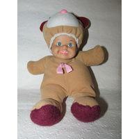 Кукла-мишка мягконабивная-No5
