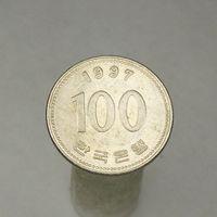 Южная Корея 100 вон 1997