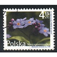 2010 - Польша - Незабудка Mi.4489