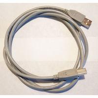 USB A-B кабель для принтера