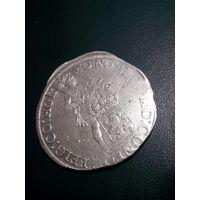 Республика Соединенных провинций (Нидерланды), талер (зильбердукат), 1693 г.,ТОРГ .Последний год чекана! провинция Голландия; монета в блеске!