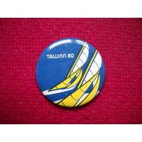 Олимпиада. Таллин 1980 г.