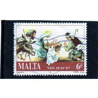 Мальта.Ми-1024. Рождество. 1997.
