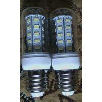 Светодиодная лампочка Led 36 SMD 5730 Е27 LED 220V 6000К цена за 12 ШТ