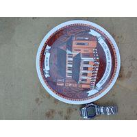 Тарелка СССР фарфор на стену