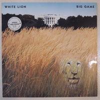 WHITE LION - 1989 - BIG GAME, LP, (GERMANY)