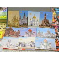Старая Москва в полотнах художников