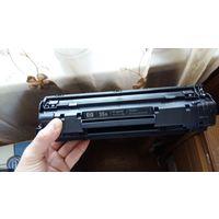 Новый оригинальный картридж для лазерного принтера HP CB435A - HP LaserJet P1005 (CB410A), HP LaserJet P1006