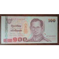 100 батов 2005