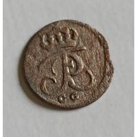 Солид 1705 CG  королевство Пруссия