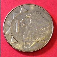 Намибия, 1 доллар 2010г.