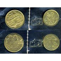 Эфиопия, 2 монеты