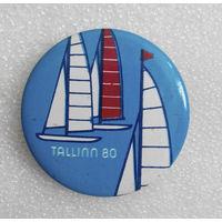 Таллин 80. 22-я Олимпиада 1980 г. #0248