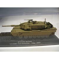 M1A1HA Abrams 1 USMC Tank Battalion Iraq - 2003.