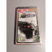 "Диск PSP ""NFS ProStreet"""