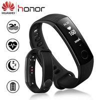 Фитнес браслет (Смарт-браслет) Huawei Honor Band 3 Оригинальный (+ Бонус)