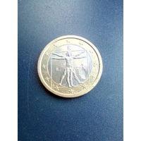 1 Евро с браком