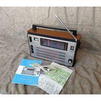 Радиоприемник ''Selena B-215'' для W. Germany