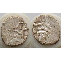 Крымское ханство Акче Давлет Гирей I 957-985 г.х.(1550-1577 г.р.х), чекан Крым 957 г.х.