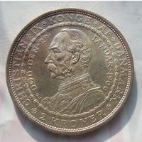 Дания, 2 кроны, 1906, серебро