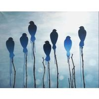 Картина ''Птицы''