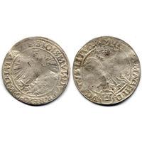 Грош 1535, Жигимонт Старый, Вильно, R2