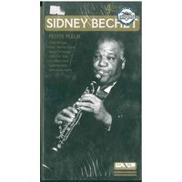 4CD-set Sidney Bechet - Petite Fleur (July 10, 2006)