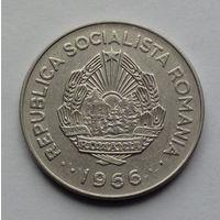 Румыния 1 лей. 1966