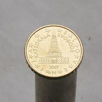 Словения 10 евроцентов 2007