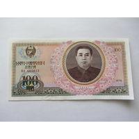 КНДР, 100 вон , 1978