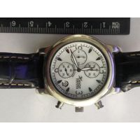 Серебряные часы Nika