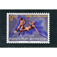 Лихтенштейн. Чемпионат мира по футболу. Италия 90