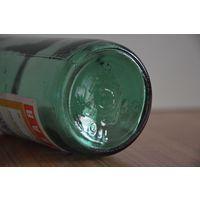 Бутылка пивная (для напитков) с этикеткой. СССР. 1988 Лот С113. Распродажа коллекции.