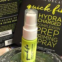 Минипраймер Urban Decay Quick Fix Hydra-Charged Complexion Prep Priming Spray 15 ml
