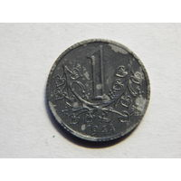 Богемия и Моравия 1 крона 1944г