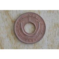 Восточная Африка 1 цент 1959 KN