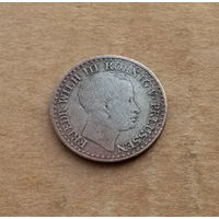 Пруссия, 1 грошен 1825 г., биллон, Фридрих Вильгельм III (1797-1840)