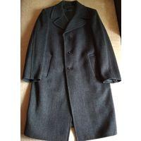 Мужское пальто утепленное